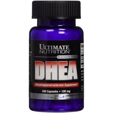 ULTIMATE NUTRITION DHEA 100 MG DHEA 100 CAPS