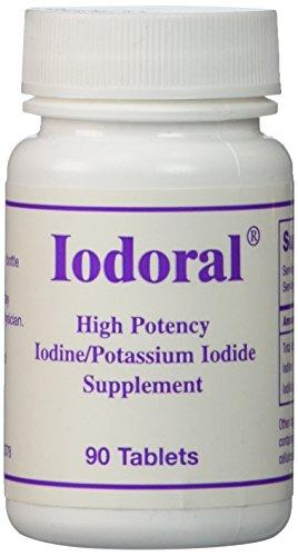 Iodoral 12,5 mg 90 tabletas