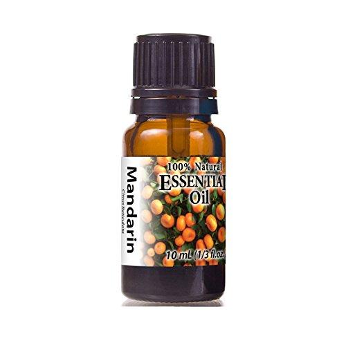 Mandarina 100% aceites esenciales de grado terapéutico puro y Natural por Zenkuki esencial - 10mL