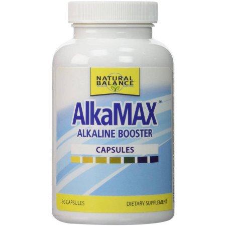 Natural Balance AlkaMax alcalinizados Booster 90 Cápsulas