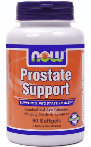 Ahora alimentos apoyo próstata 90 cápsulas