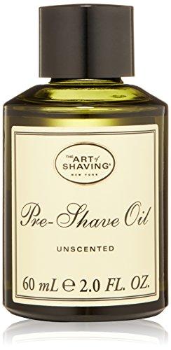 El arte de afeitar aceite para antes del afeitado, sin perfume, 2 fl. oz.