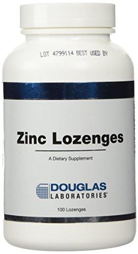 Laboratorios Douglas Zinc tabletas 100 tabletas