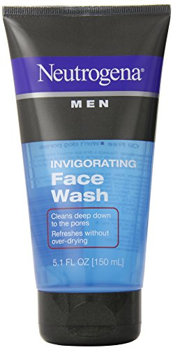 Hombres de Neutrogena tonificante lavado de cara, 5,1 oz.