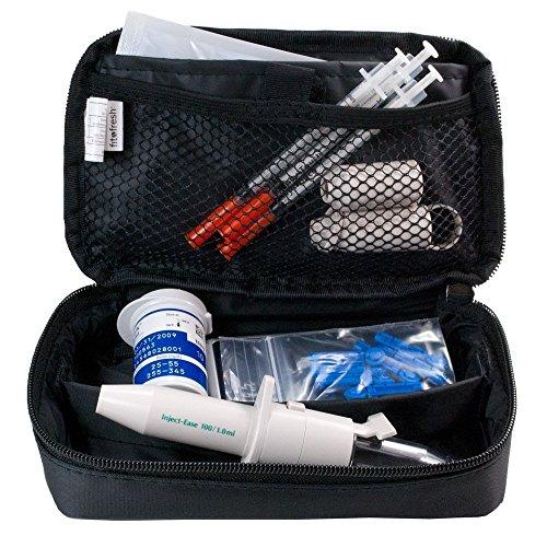 Medport en el organizador diabético ir