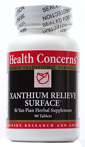 Salud - Xanthium aliviar superficie - 90 tabletas