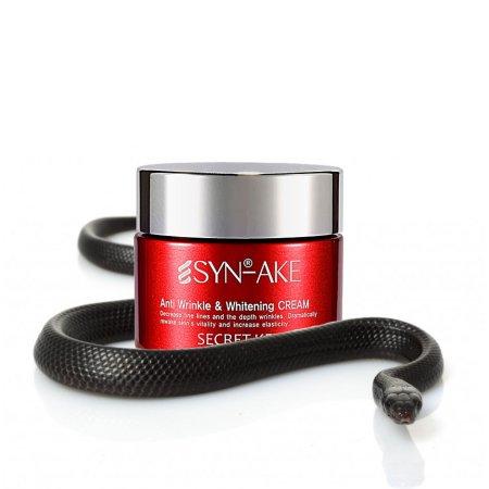 SYN-AKE anti arrugas y blanquea la crema 50 g - Corea cosmética