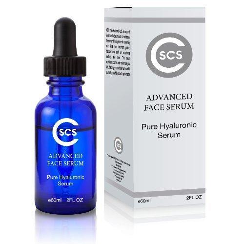 100% suero de ácido hialurónico puro 2oz