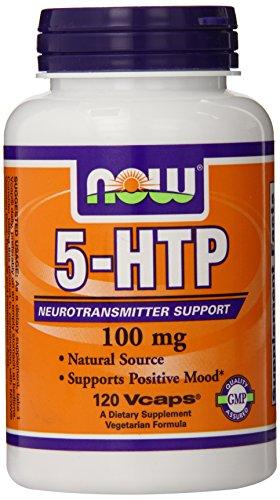 AHORA alimentos 5-HTP 100mg, 120 VCaps