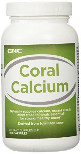 GNC Coral calcio 180 cápsulas