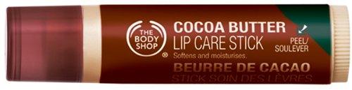 El Body Shop manteca de cacao labial cuidado palo, 0,14 onzas