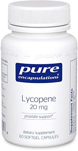 Puros encapsulados - licopeno 20 mg. de 60