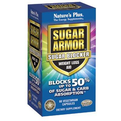 Azúcar armadura (bloqueador del azúcar) naturaleza Plus 60 VCaps
