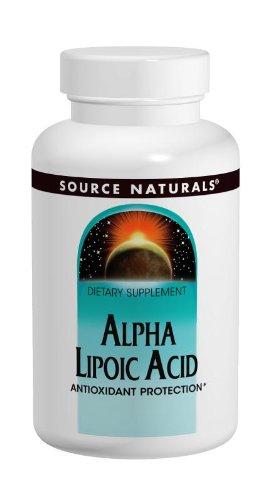 Source Naturals alfa lipoico 300mg, 120 cápsulas