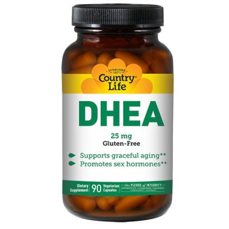 Vitaminas Dhea 25mg 90 Ct