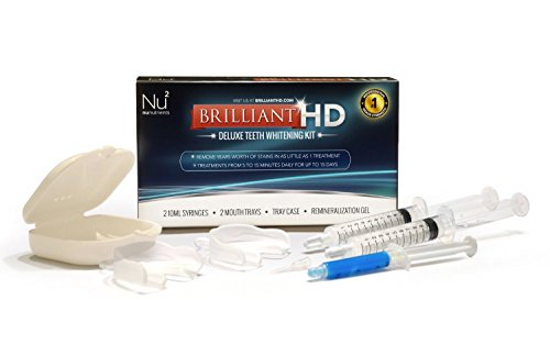 Brillante HD - Deluxe Kit de blanqueamiento