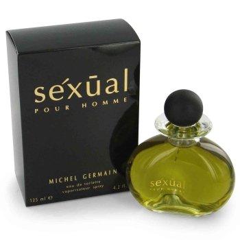 NUEVO - Sexual por Michel Germain Eau De Toilette Spray 2.5 oz para hombres-413927