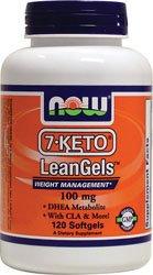 AHORA ahora de 7-Keto LeanGels, 120 cápsulas