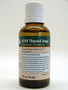 Genestra - HTHY tiroides gotas 1 oz