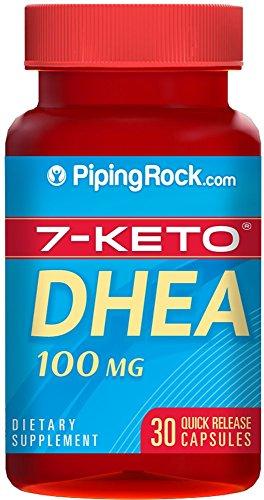 7-Keto DHEA 100 mg 30 cápsulas