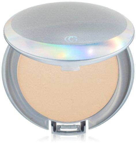 CoverGirl Advanced Radiance edad-desafío presionado en polvo, cremoso 110 Natural, Pan de onza 0,39