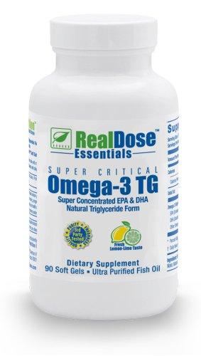 Médico formuló las píldoras de aceite de pescado Omega 3 - aceite de pescado grado farmacéutico de suplemento con 2.400 mg de ácidos grasos de Omega-3 (1.200 mg de EPA + DHA por porción de 750 mg) - cápsulas revestidas entéricas pequeño eructos (conteo de