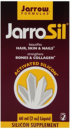 Jarrow Formulas JarroSil, embellece el cabello, piel y uñas 60 ml