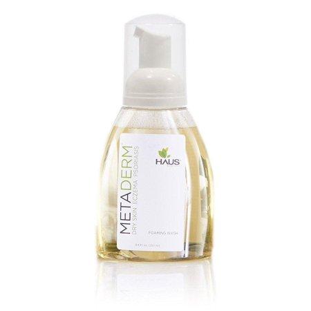 eczema psoriasis- la piel seca de lavado natural libre de fragancia de formación de espuma (84 dispensador oz). el alivio de p