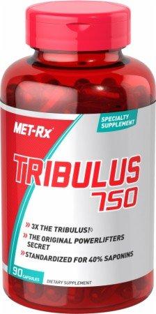 MET-Rx - Tribulus 750 mg. - 90 cápsulas
