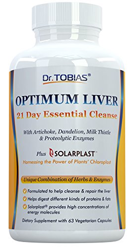 Dr Tobias Liver 21 Day Essential Cleanse 63Caps