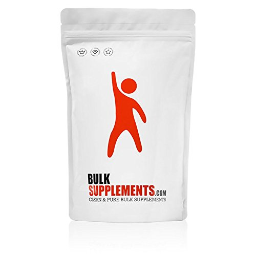 BulkSupplements polvo de cloruro de potasio puro (500 gramos)