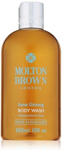 Colada del cuerpo de Molton Brown, Suma Ginseng, 10 FL. oz.