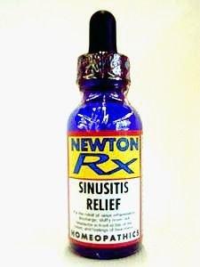 Newton RX - Sinusitis #10 1 oz