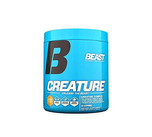 Bestia de deportes nutrición, criatura creatina Complex, cítricos, 10,5 onzas