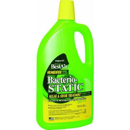 Bacteriostático de tratamiento de agua del humidificador