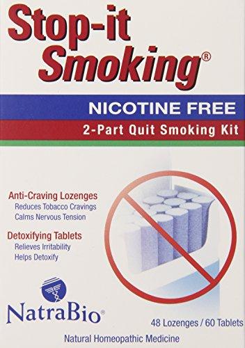 Natrabio parada-it fumar parte 2 dejar de fumar Kit, número 108