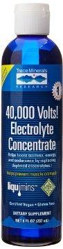 Traza de minerales 40.000 voltios, 8 onzas