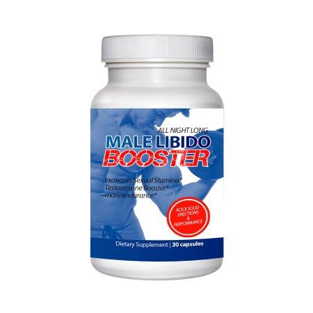 Totally Products más potente de la libido masculina Booster con Maca Root y Horny Goat Weed Potente testosterona Enhancer (60 c