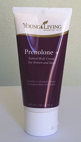 Prenolone + (con DHEA) - 1,94 oz por aceites esenciales de vida joven