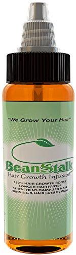 BeanStalk anticaida: Promueve crecimiento del pelo rápido en 2 semanas
