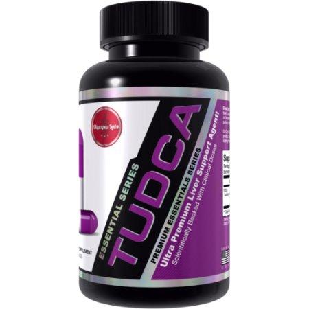 Olympus Labs TUDCA agente de soporte de hígado (120 cápsulas)