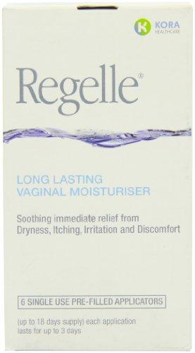 Hidratante Vaginal Regelle - Pack de 6 tubos