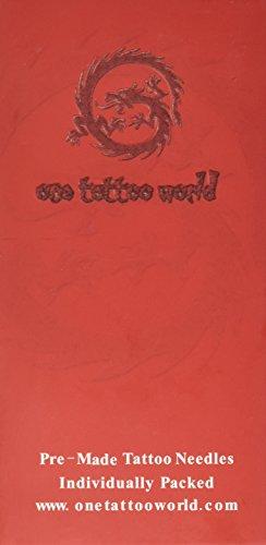 "Tatuajes 50 agujas 7rl ""Needleboy"" 7 redondo Liner"