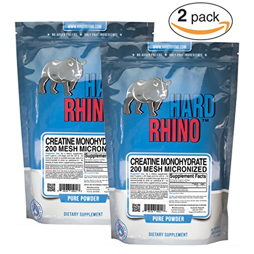 Pura creatina monohidrato micronizado malla 200 polvo a granel. (1000G)
