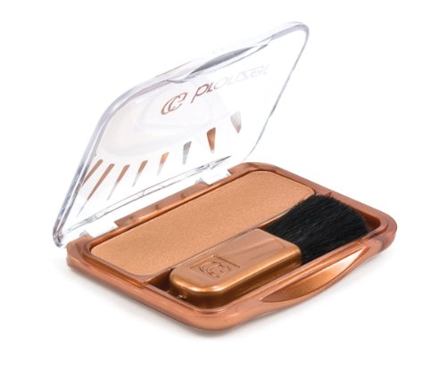 CoverGirl Cheekers Bronzer, Tan de oro 104, 0,12 onzas