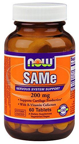 AHORA alimentos Sam-e 200mg, 60 comprimidos