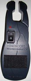 Venoscope II transiluminador adulto / bebé buscador de vena