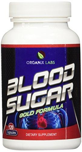 Solución de suplemento de soporte de azúcar en la sangre. Fórmula avanzada con Gymnema Sylvestre extracto. 120 cápsulas. Ayuda soporte niveles de glucosa en sangre sanos. Oz