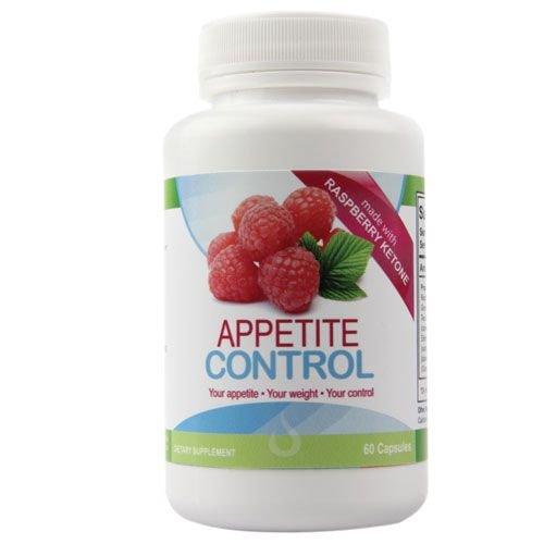 Control del apetito y suplemento para bajar de peso Suppressant | Metabolismo impulsar cetonas frambuesas | Hoodia Gordonii y saúco | 60 cápsulas todo Natural