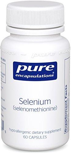 Puros encapsulados - selenio (selenometionina) años 60 (FFP)